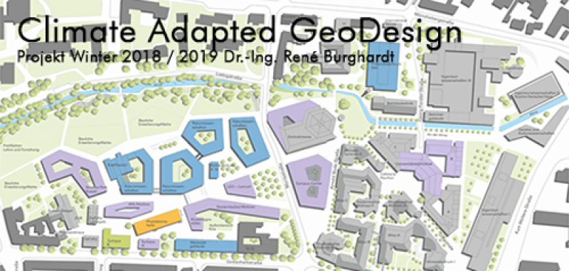 Climate Adapted GeoDesign